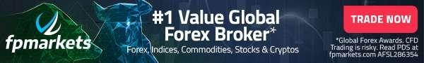 FP Markets Banner